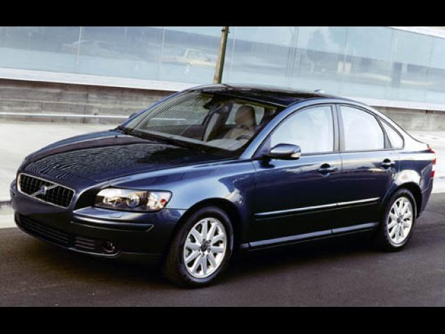 Junk 2007 Volvo S40 in Westport