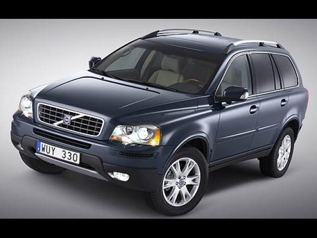 Junk 2007 Volvo XC90 in Baltimore