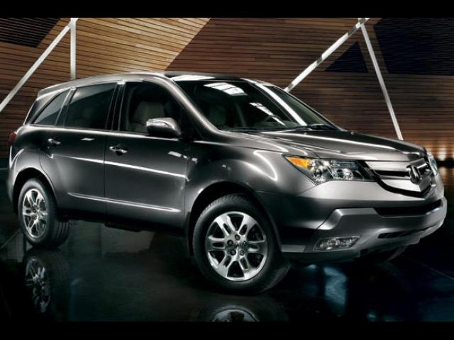 Junk 2008 Acura MDX in Kingwood