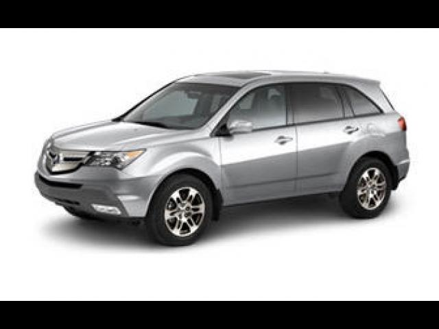 Junk 2008 Acura MDX in Madison