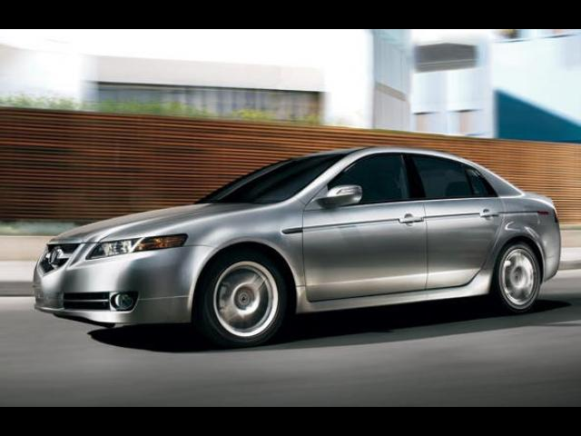 Junk 2008 Acura TL in Plainfield