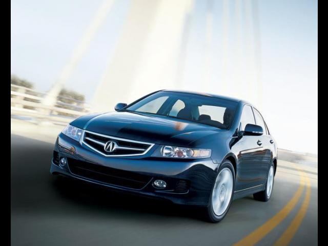 Junk 2008 Acura TSX in Akron