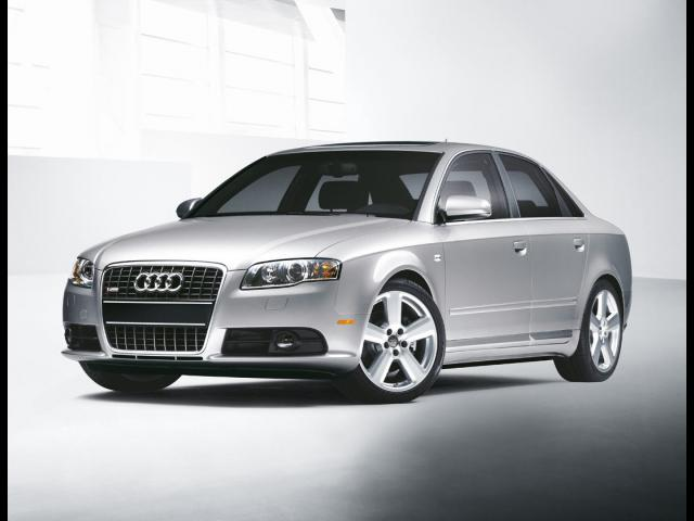 Junk 2008 Audi A4 in Madison
