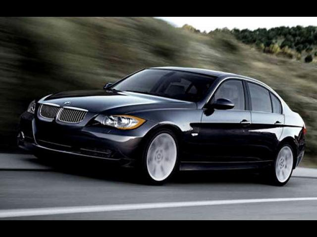 Junk 2008 BMW 328 in Paso Robles