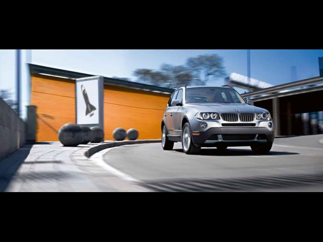 Junk 2008 BMW X3 in Moreno Valley