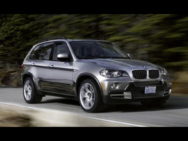 Junk 2008 BMW X5 in New Orleans