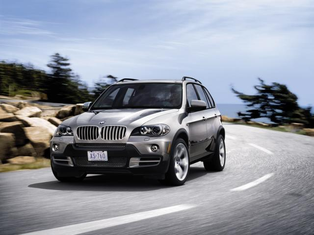 Junk 2008 BMW X5 in Wayne
