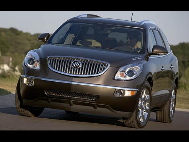 Junk 2008 Buick Enclave in Castaic
