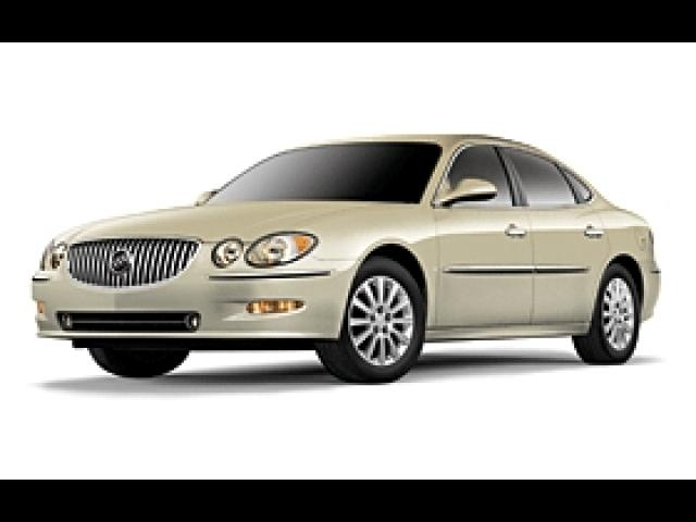 Junk 2008 Buick LaCrosse in Fort Worth