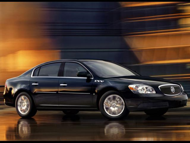 Junk 2008 Buick Lucerne in Irving