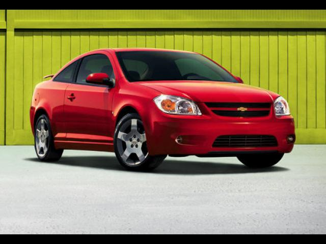 Junk 2008 Chevrolet Cobalt in Salt Lake City