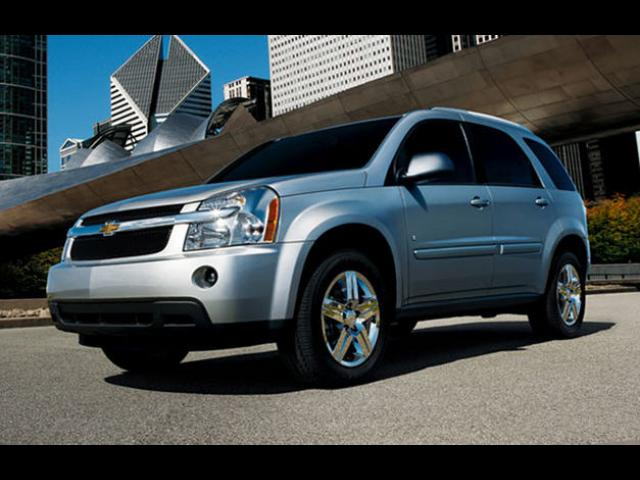 Junk 2008 Chevrolet Equinox in Gainesville
