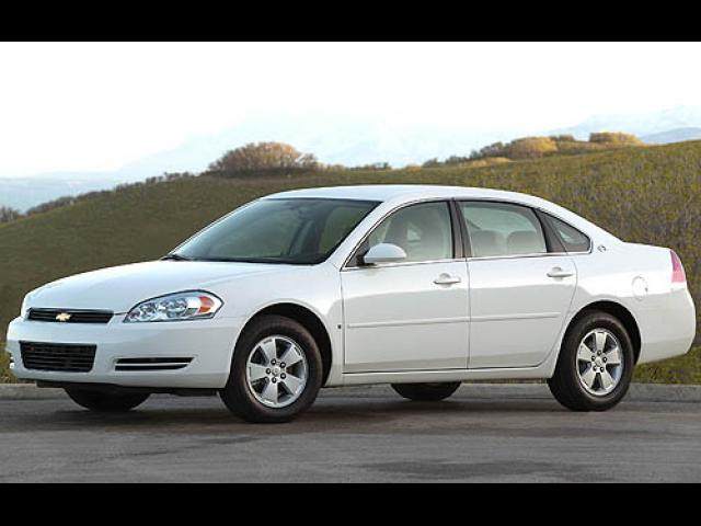 Junk 2008 Chevrolet Impala in Louisville