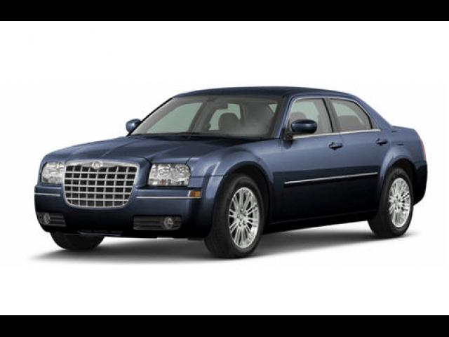 Junk 2008 Chrysler 300 in Dallas