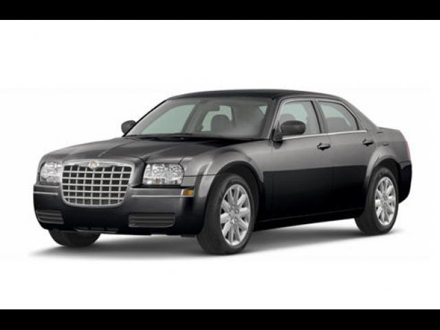 Junk 2008 Chrysler 300 in Grand Prairie