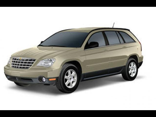 Junk 2008 Chrysler Pacifica in New Britain