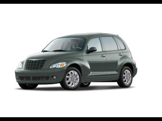 Junk 2008 Chrysler PT Cruiser in Sacramento