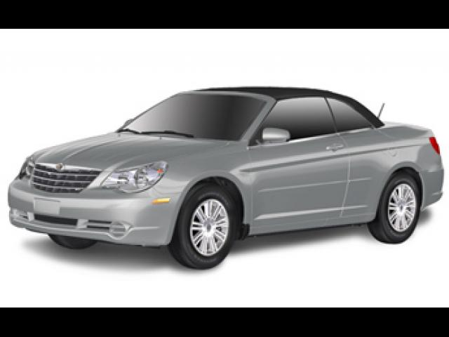 Junk 2008 Chrysler Sebring in Hudson