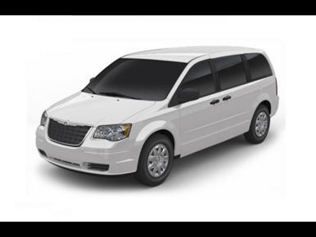 Junk 2008 Chrysler Town & Country in Mc Cook