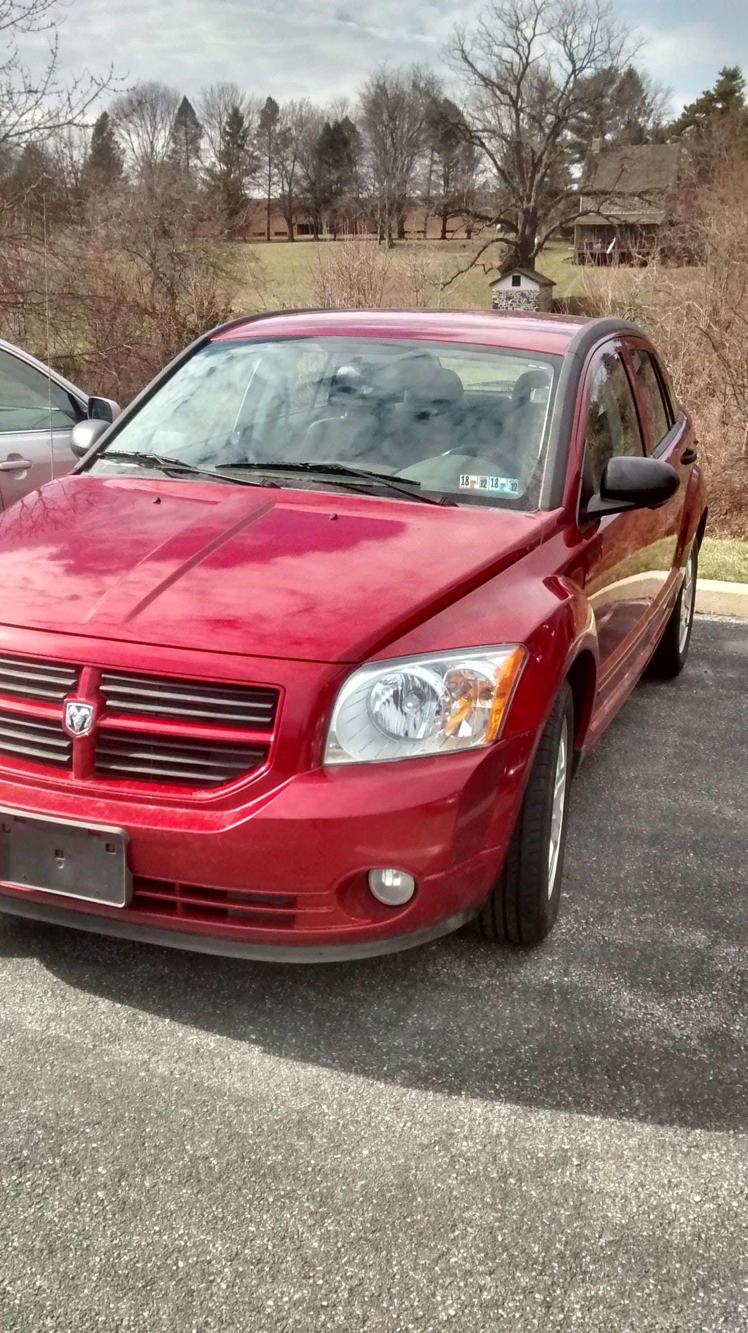 Junk 2008 Dodge Caliber in West Chester