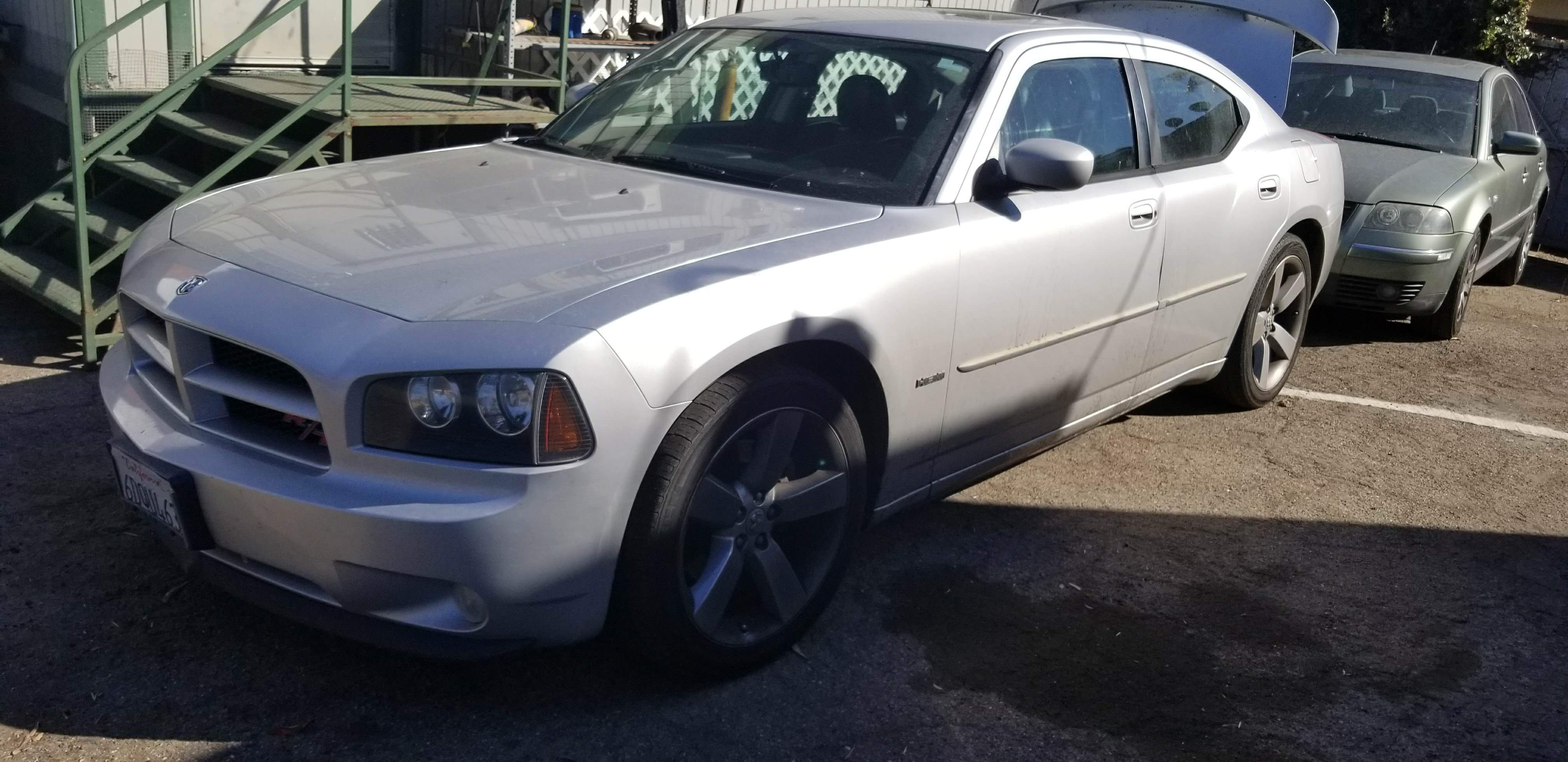Junk 2008 Dodge Charger in Oxnard