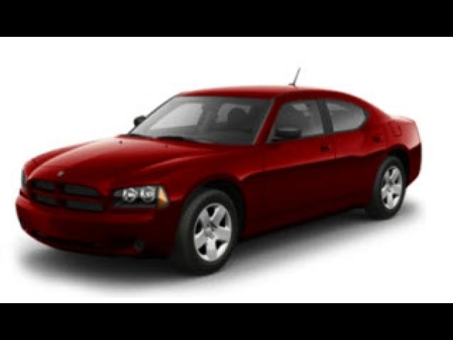 Junk 2008 Dodge Charger in Pearland
