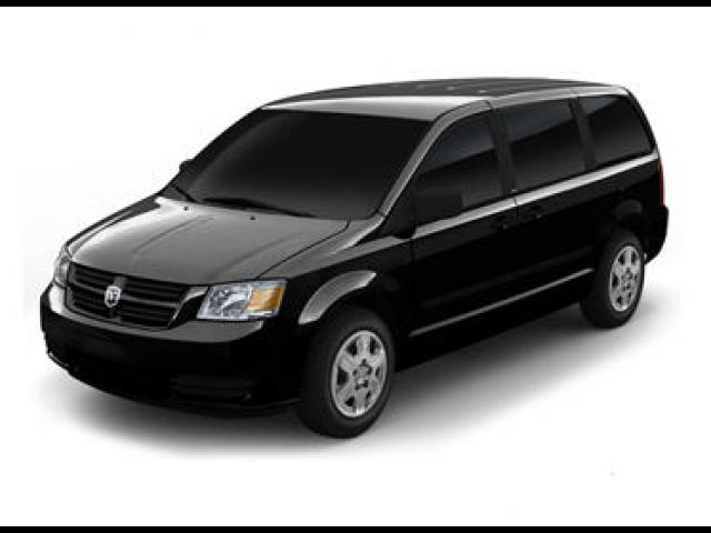 Junk 2008 Dodge Grand Caravan in Orem
