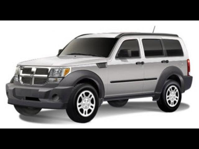 Junk 2008 Dodge Nitro in Flint