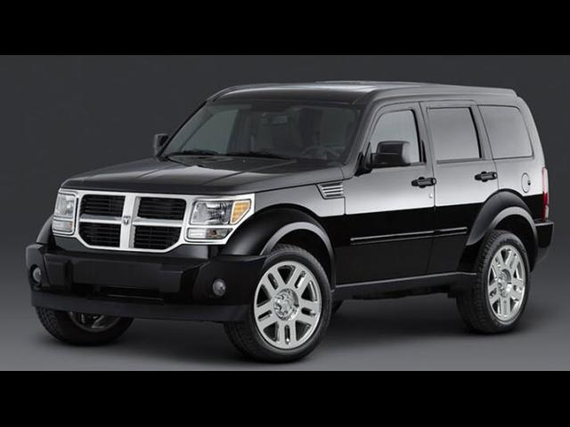 Junk 2008 Dodge Nitro in Hightstown