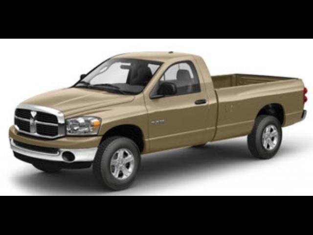 Junk 2008 Dodge RAM 1500 in San Antonio