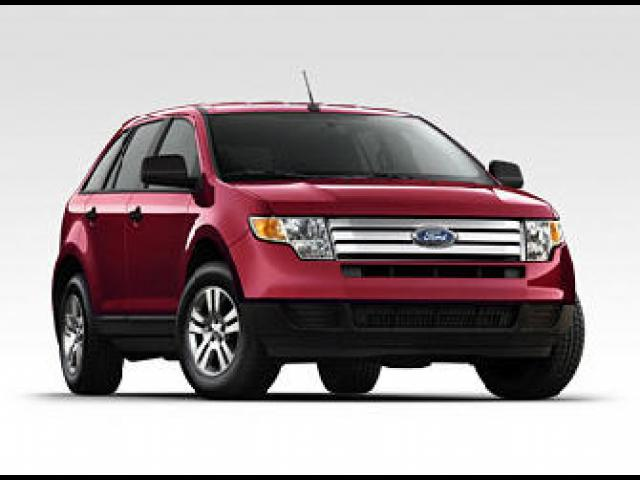 Junk 2008 Ford Edge in Jackson