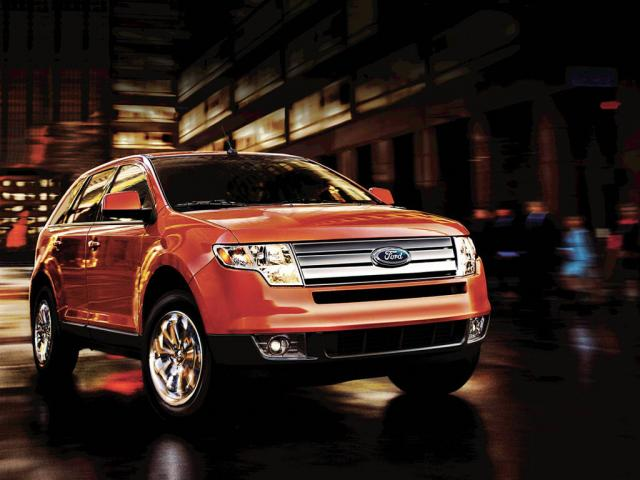 Junk 2008 Ford Edge in Newport News