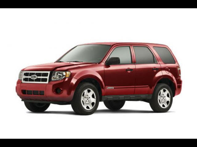 Junk 2008 Ford Escape in Basking Ridge