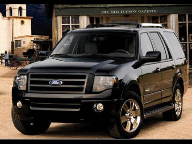 Junk 2008 Ford Expedition in Stafford