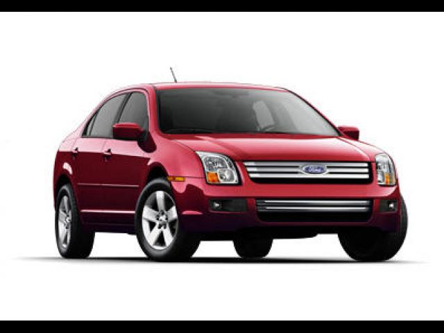 Junk 2008 Ford Fusion in Carlsbad