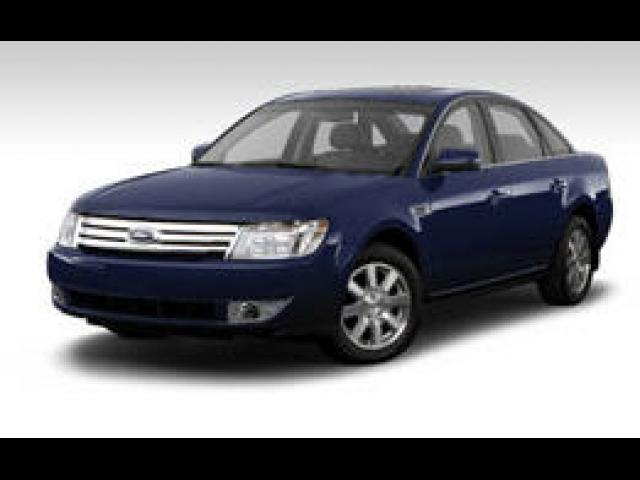 Junk 2008 Ford Taurus in Moline