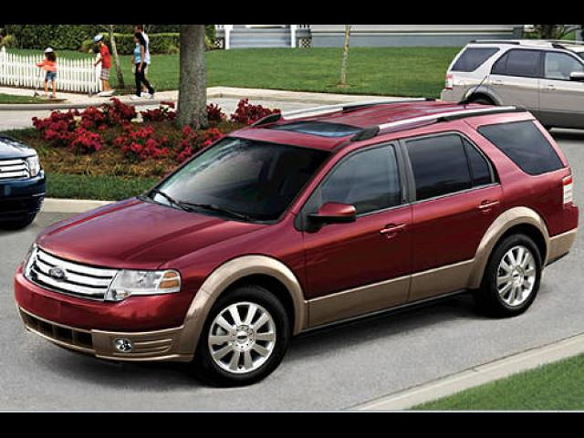 Junk Cars For Cash Nj >> Get Cash For A Junk Or Damaged Ford Taurus X | Junk my Car