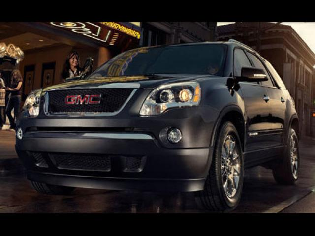 Junk 2008 GMC Acadia in Fishers