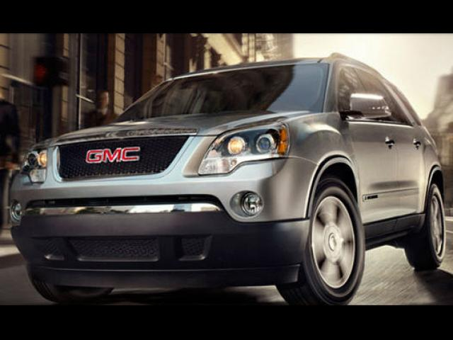 Junk 2008 GMC Acadia in McMinnville