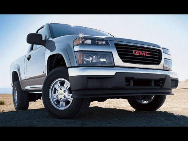 Junk 2008 GMC Canyon in Morrow
