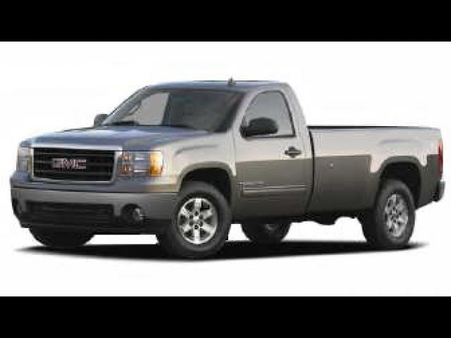 Junk 2008 GMC Sierra in Cypress