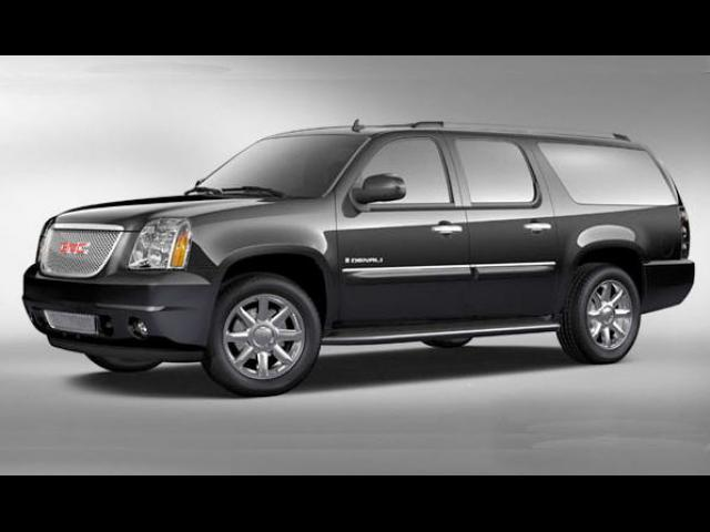 Junk 2008 GMC Yukon XL in Hercules