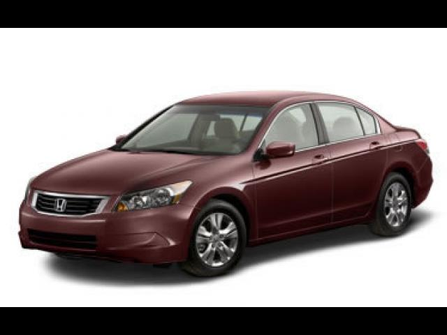 Junk 2008 Honda Accord in Tyler