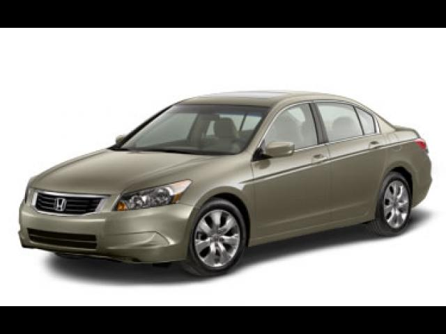 Junk 2008 Honda Accord in Whitinsville
