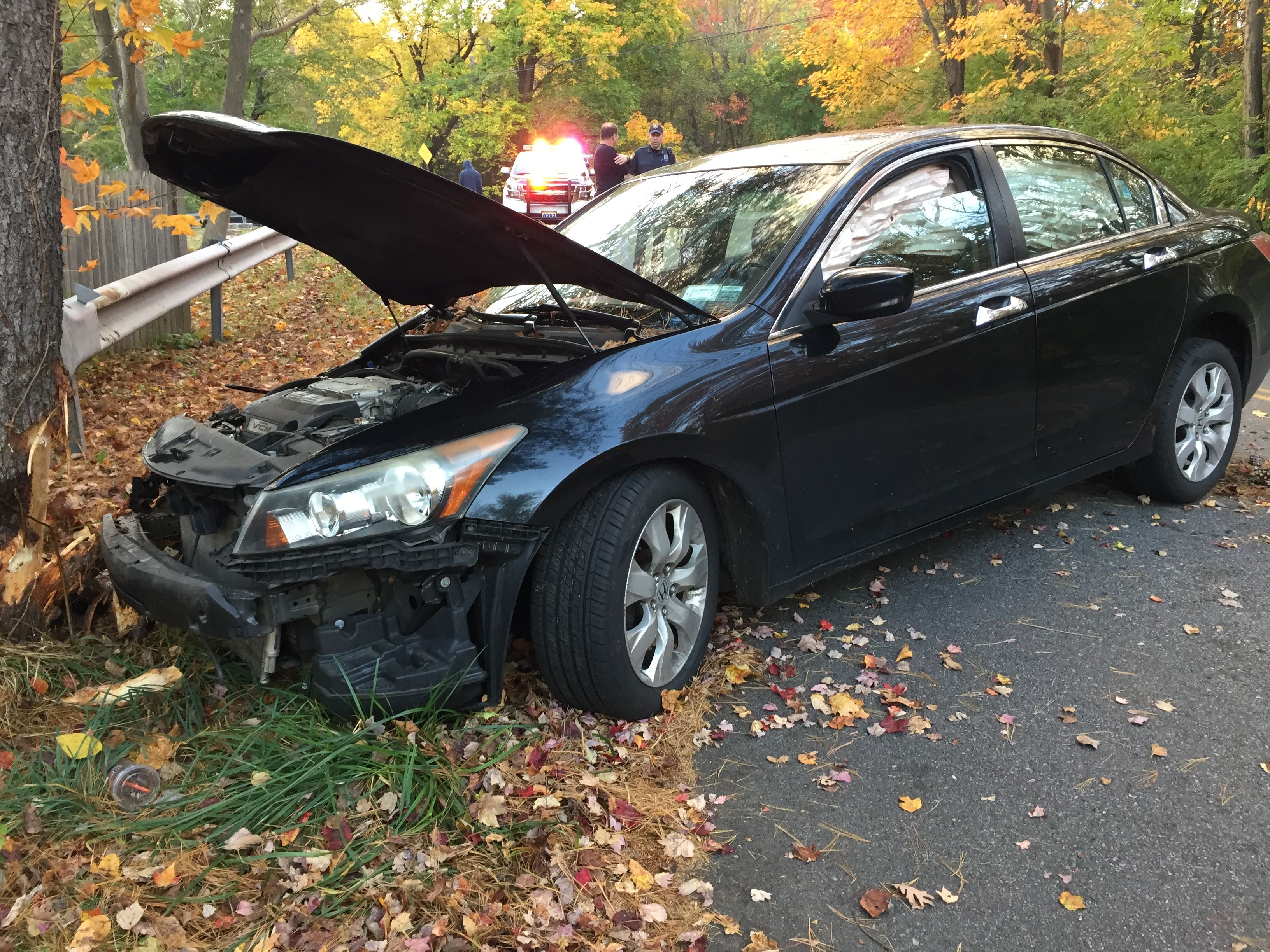 Junk 2008 Honda Accord in Yorktown Heights