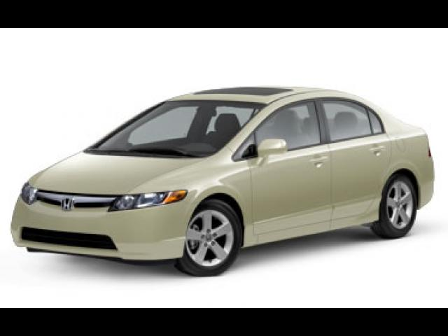 Junk 2008 Honda Civic in Lexington