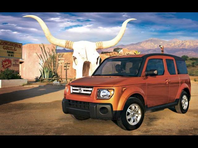 Junk 2008 Honda Element in Natick