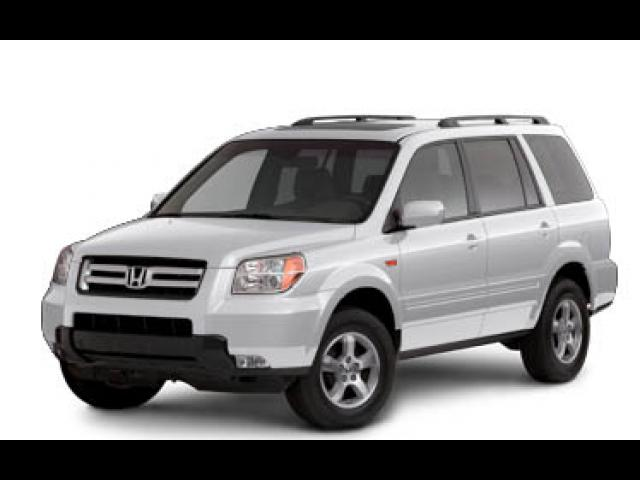 Junk 2008 Honda Pilot in Germantown