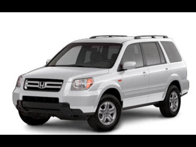 Junk 2008 Honda Pilot in Troy