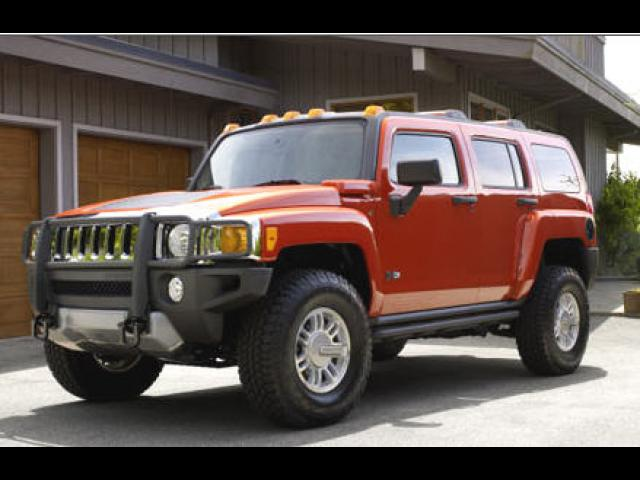 Junk 2008 Hummer H3 in Mount Juliet